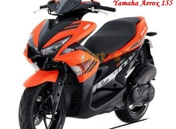 Yamaha Aerox 155 Specification