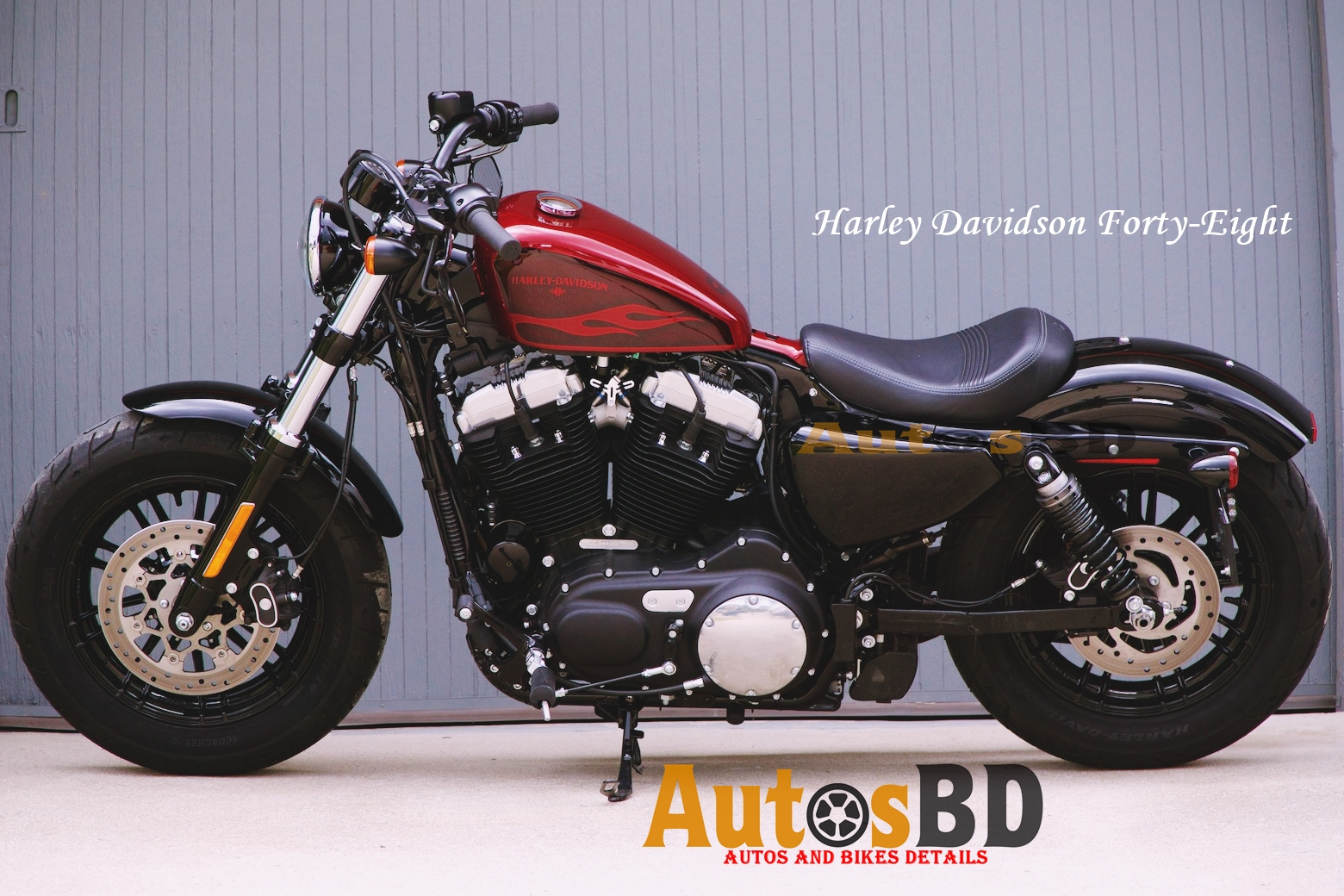 Harley Davidson Forty-Eight Specification
