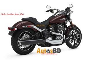 Harley Davidson Sport Glide Price in India