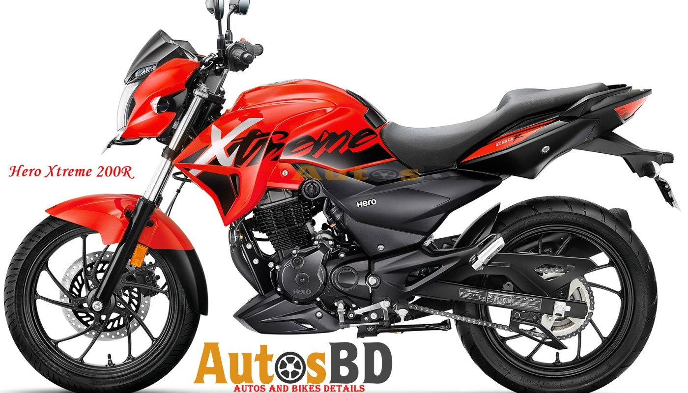 Hero Xtreme 200R Specification