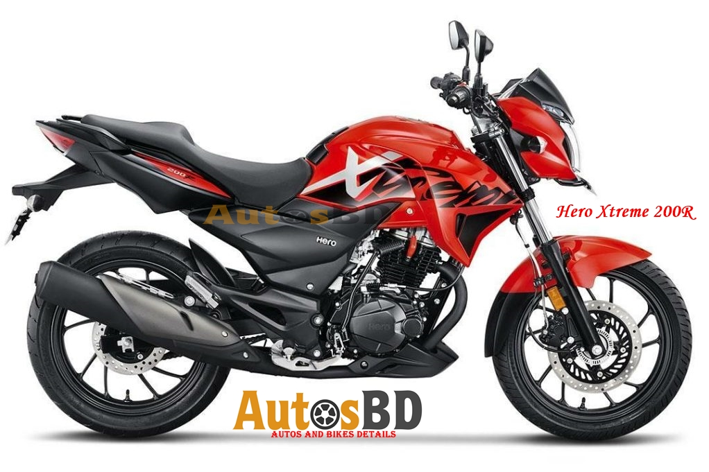 Hero Xtreme 200R ABS Motorcycle Price in India
