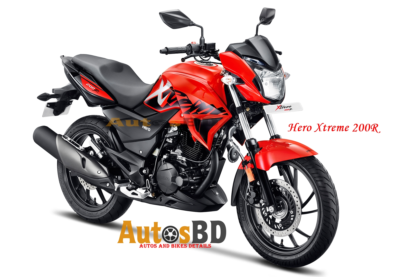 Hero Xtreme 200R Price in India