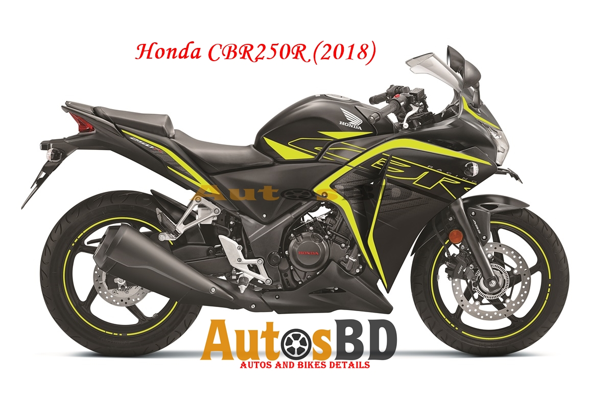 Honda CBR250R (2018) Motorcycle Price in India