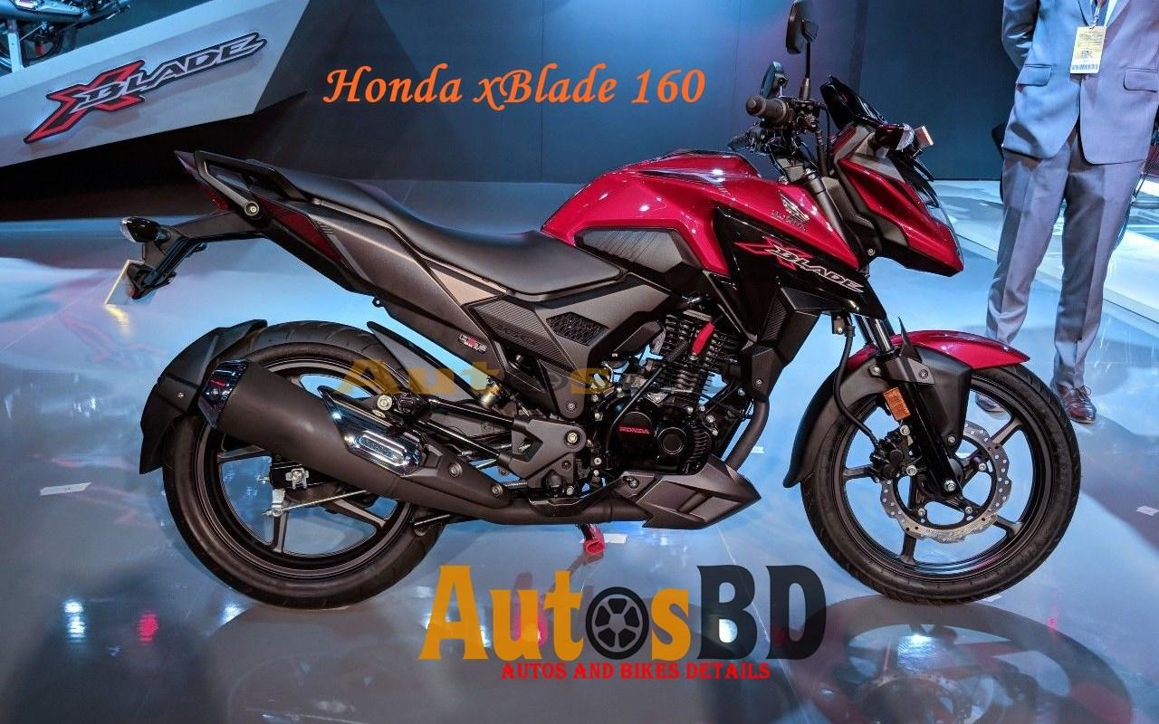 Honda xBlade 160 Price in India