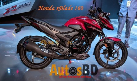 Honda xBlade 160 Price in India