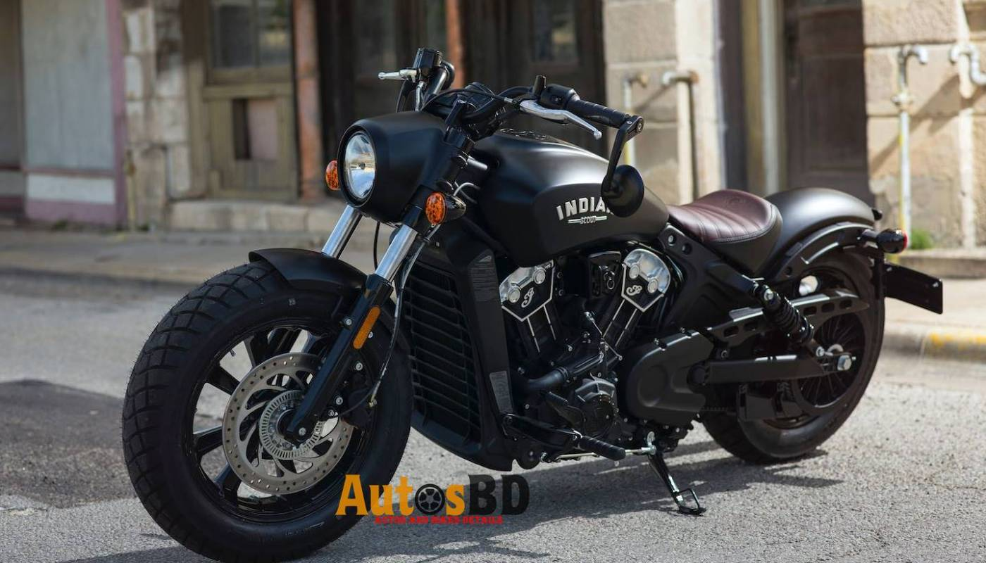 Indian Scout Bobber Price in India