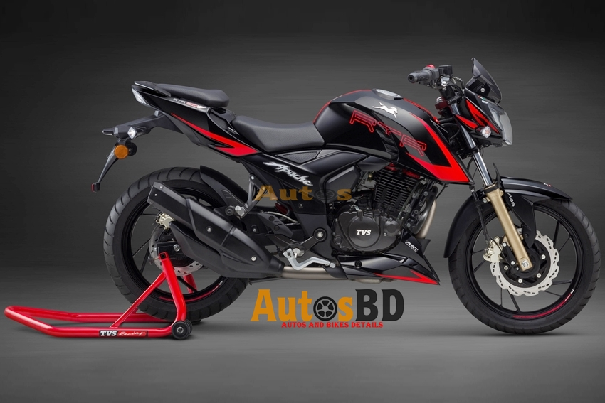 TVS Apache RTR 200 Race Edition ABS Motorcycle Specification