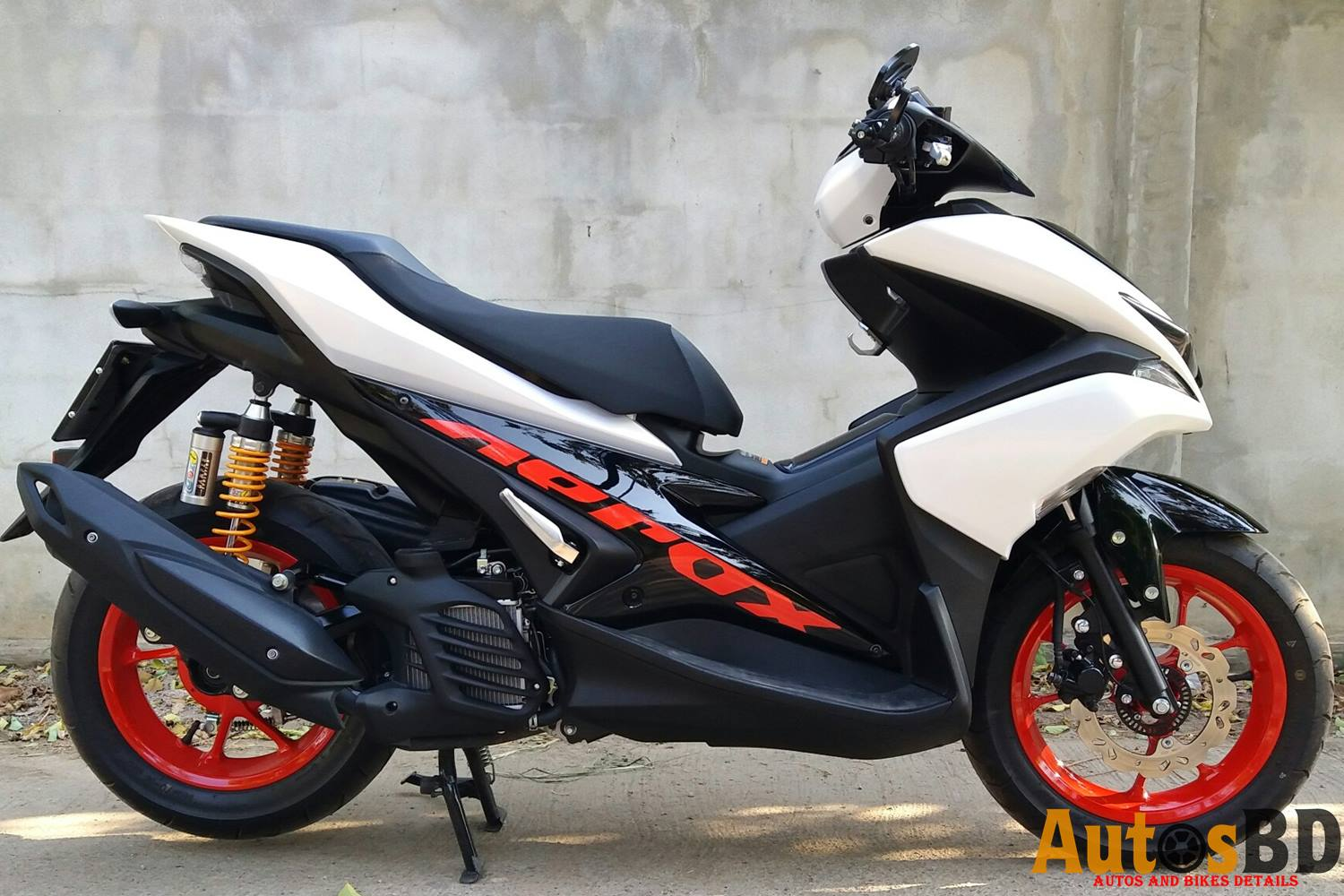 Yamaha Aerox 155 Motorcycle Price in Bangladesh