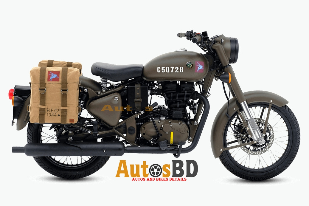 Royal Enfield Classic 500 Pegasus Edition Motorcycle Price in India