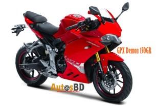 GPX Demon 150GR Price in Bangladesh