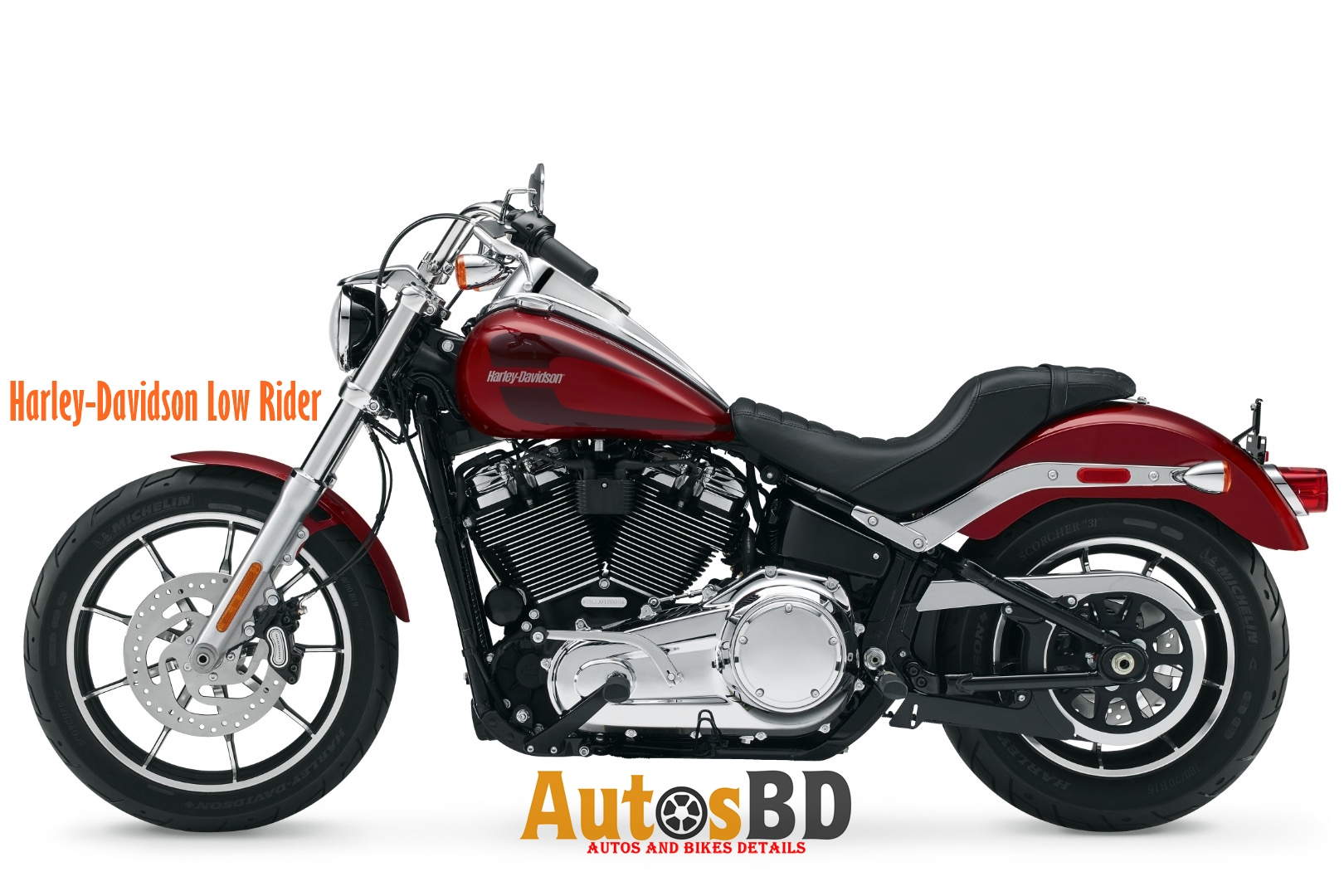 Harley-Davidson Low Rider Specification
