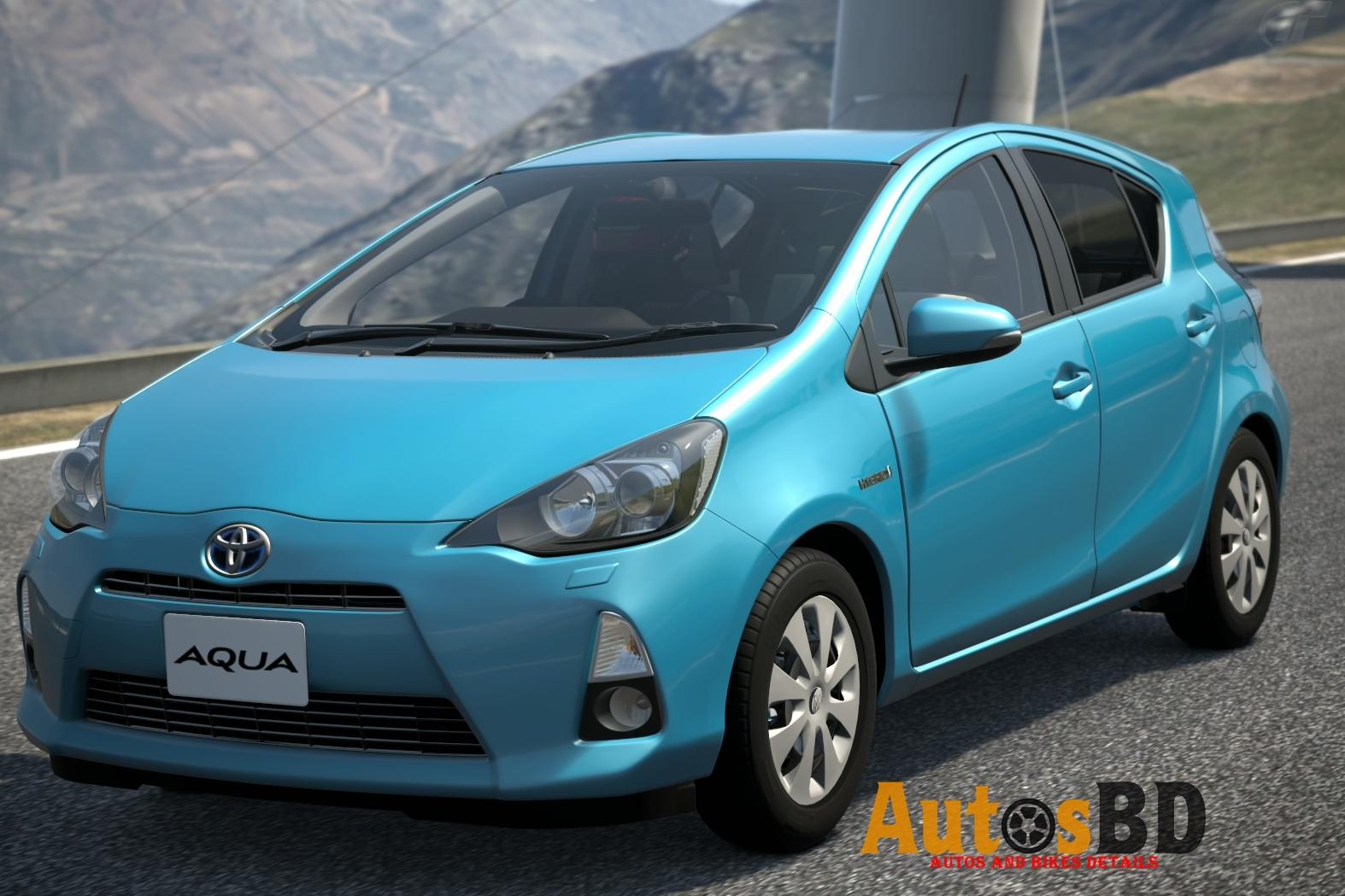 Toyota Aqua S Specification