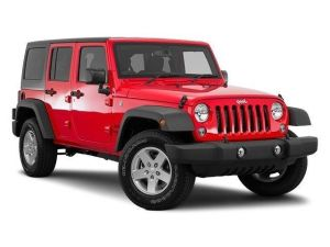 Jeep Wrangler for rent in Ibiza
