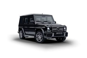 Mercedes G63 AMG vip car in Ibiza