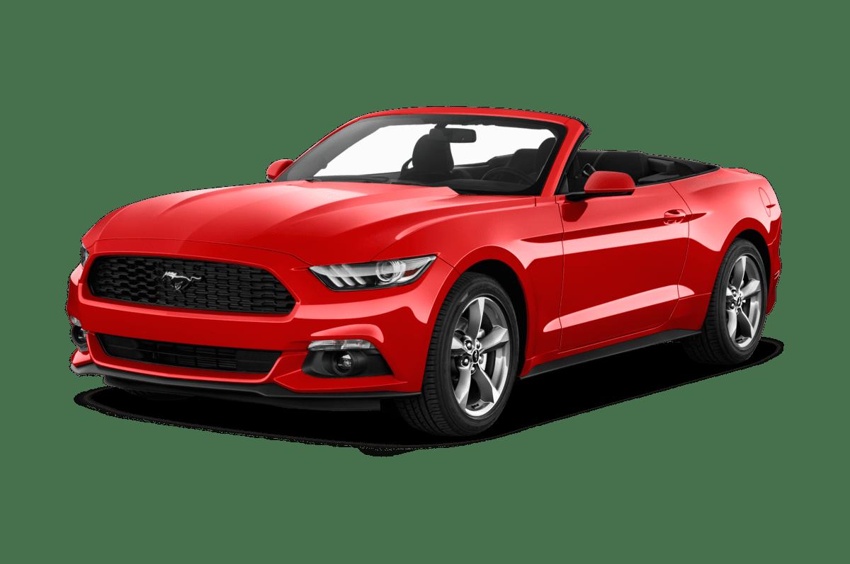 Ford Mustang en alquiler en Ibiza
