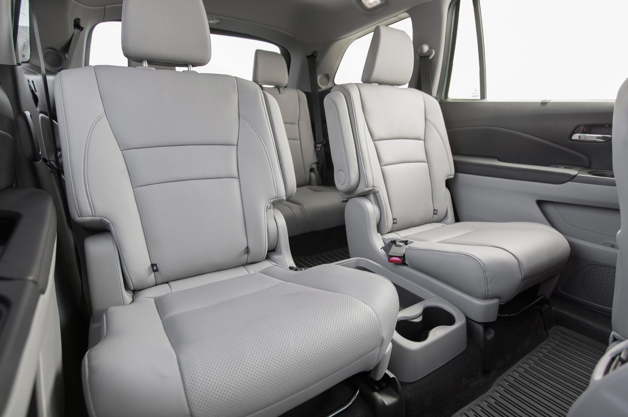 2016 Honda Pilot Elite Is Your Mobile Family Command