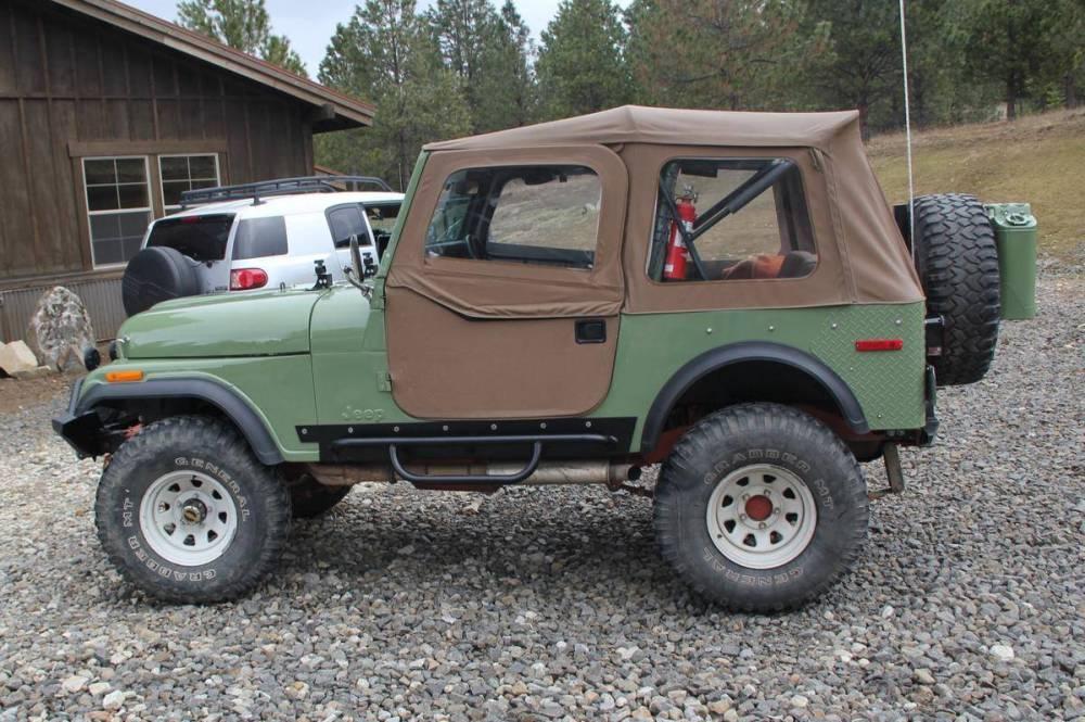 medium resolution of 1979 jeep cj7 harrison id 83833