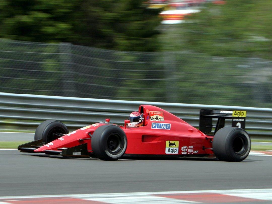 Ferrari 641/2 Formula 1 1990
