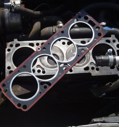 the head gasket serves an important purpose by ensuring no fluids enter or leave the engine and extreme stress or just normal wear and tear can cause it to  [ 2560 x 1920 Pixel ]