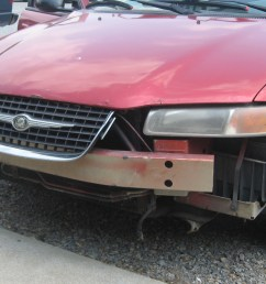 a car s bumper usually made from aluminium steel plastic or rubber is a protective shield mounted at both the front and back end of the car  [ 2816 x 1584 Pixel ]