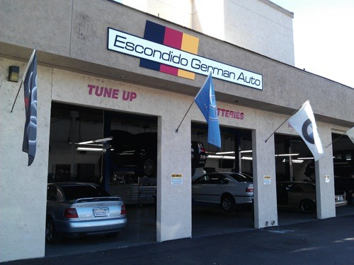 Porsche Repair By Escondido German Auto Center In