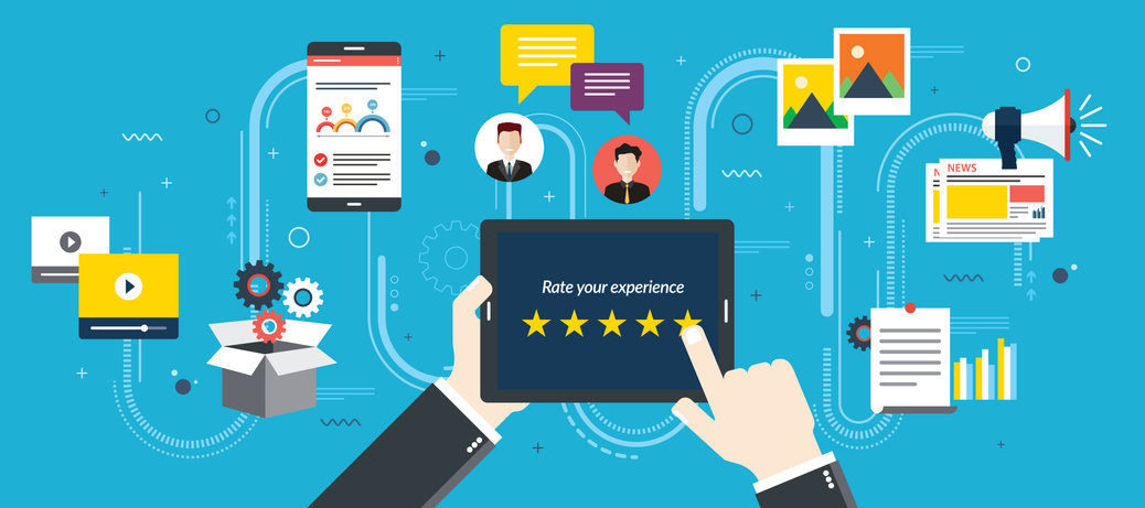 THREE TIPS FOR RESPONDING TO ONLINE REVIEWS