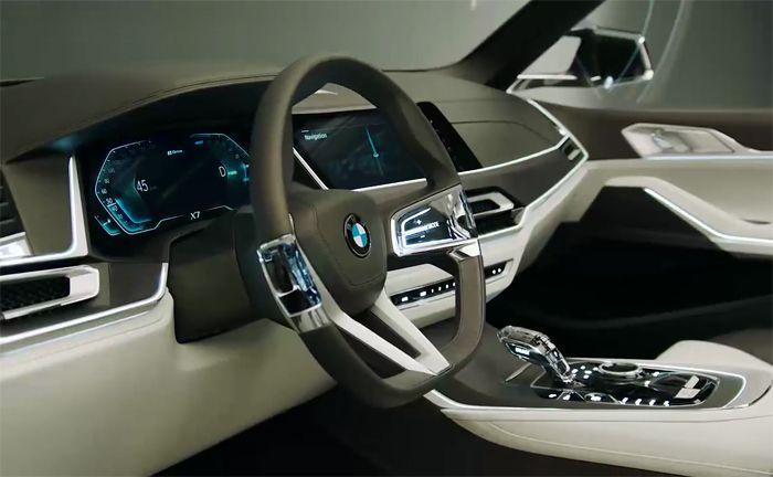 Luxussuv Der Bayern Bmw Concept X7 Iperformance (iaa
