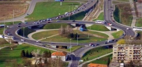Kružni tok Remetinec Autoškola Capitol Hill Zagreb