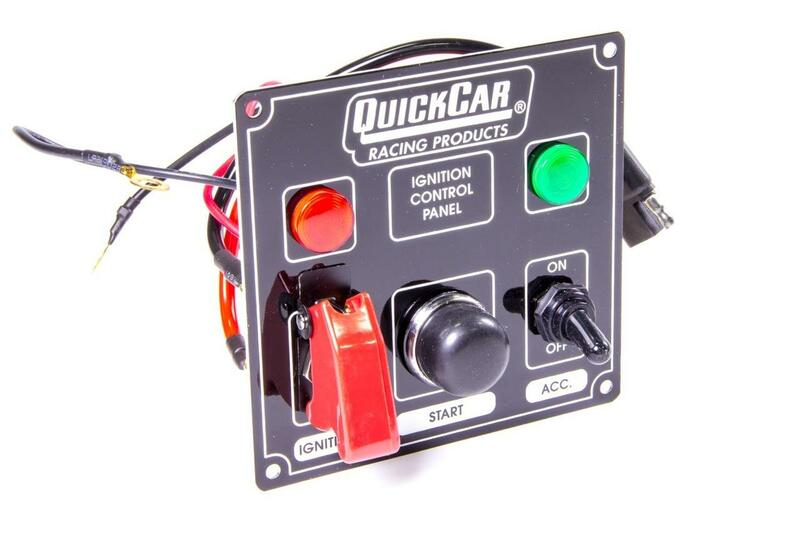 quickcar switch panel wiring diagram rheem furnace dash mount 4 5 8 x 3 in 1 safety