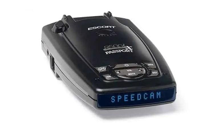 escort passport 9500ix review