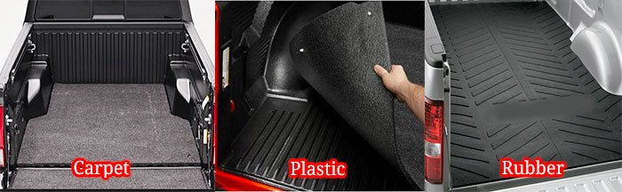 Truck Bed Mat Materials
