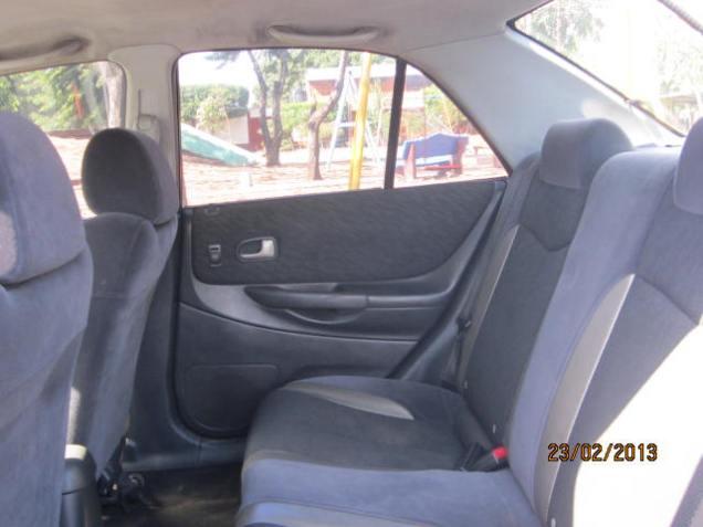 Mazda Mp3 en Managua 2002 (version Deportiva) (1)