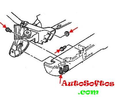 Как снять передний и задний бампер Cadillac Escalade