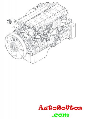Двигатели MAN (D20...) с топливной системой Common Rail
