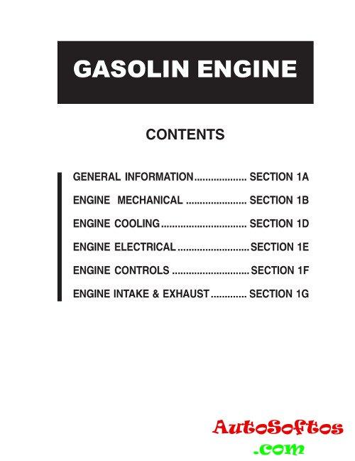 Service Manual SsangYong Rodius » AutoSoftos.com