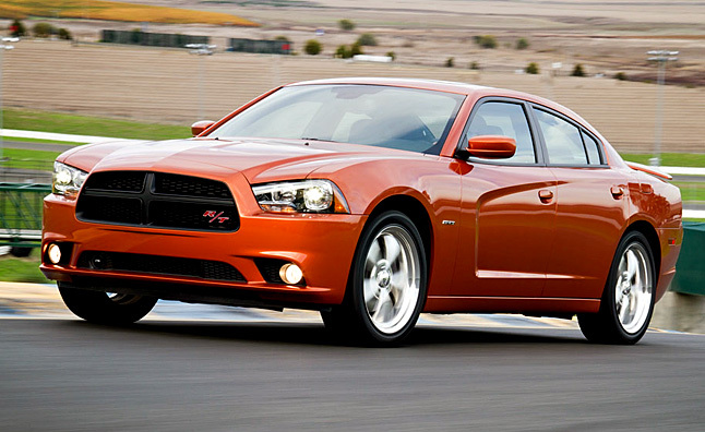 Dodge Charger R/T 2012 года