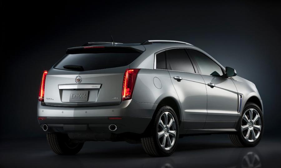 По мнению экспертов Cadillac SRX станет популярным среди жителей России