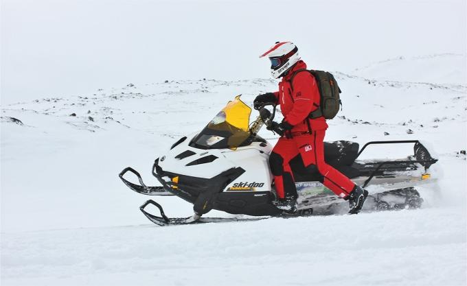 Электронный «снегоступ»: Ski-Doo Tundra LT 600 ACE