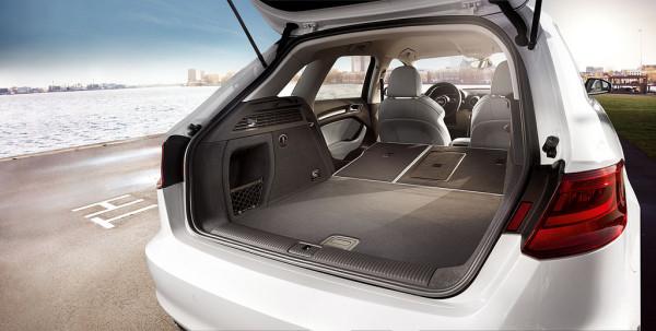Audi A3 2014 фото