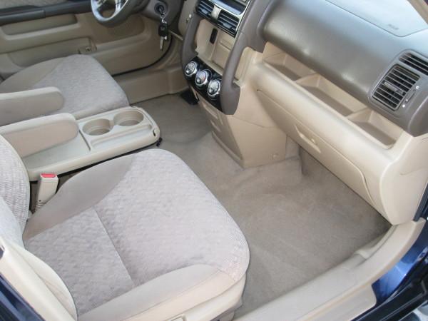 технические характеристики Honda CR-V