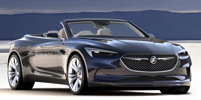 Buick Avista Convertible: для фантомных болей