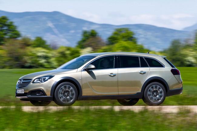Opel Insignia 2015-2016 года