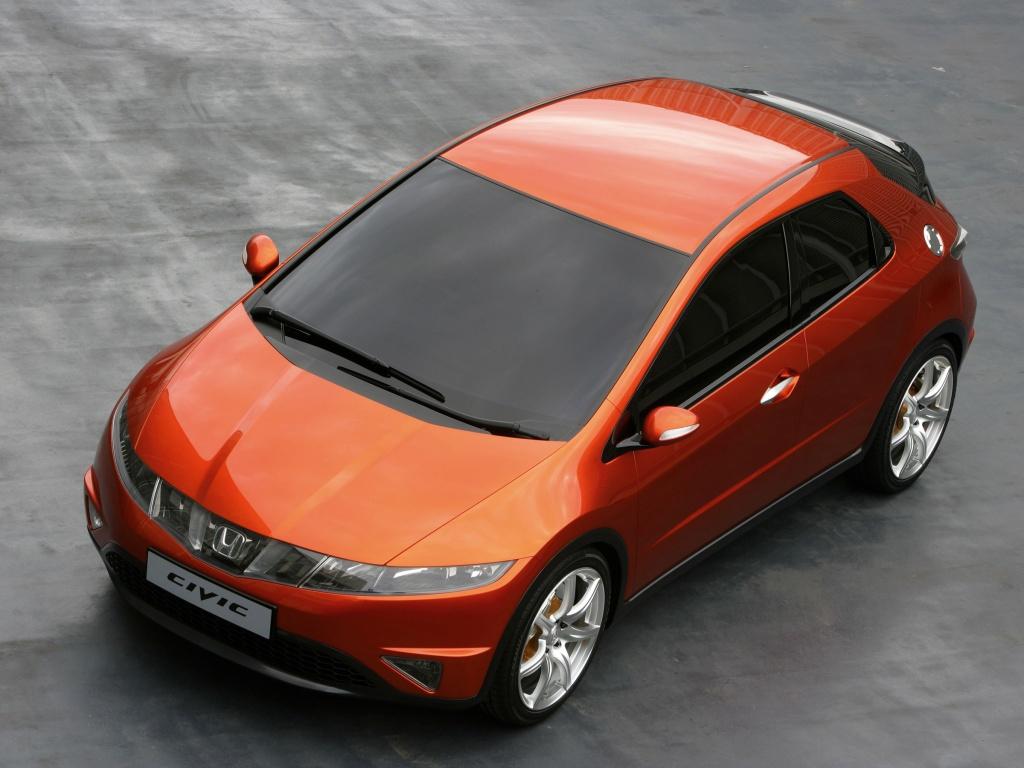 Honda Civic - лучший автомобиль компакт-класса
