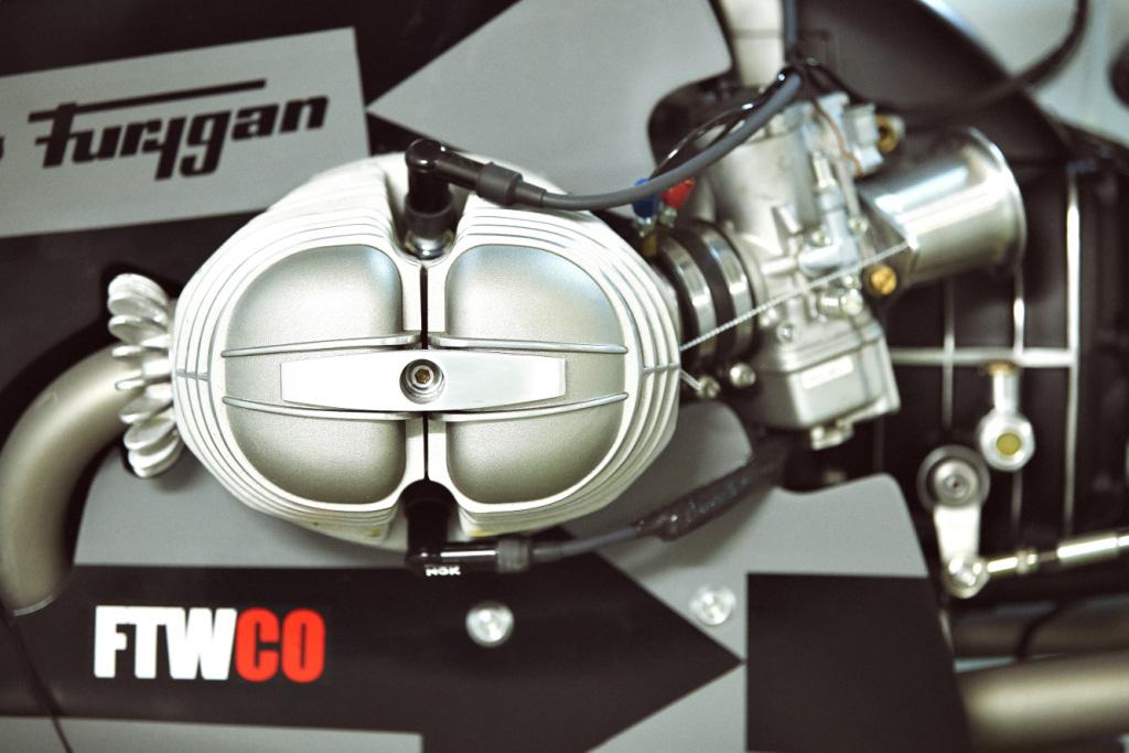 Гоночный мотоцикл Sprintbeemer