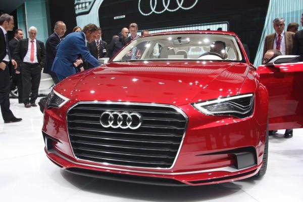 тест драйв Audi A3