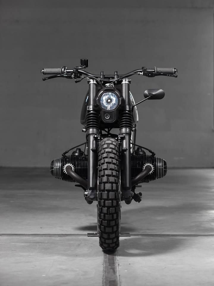 Кастом мотоцикла BMW R100R