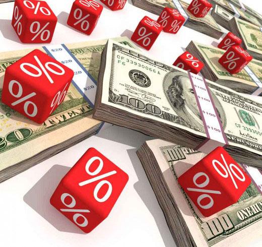 Необходимо выбрать банк с низкой процентной ставкой выплат по кредиту