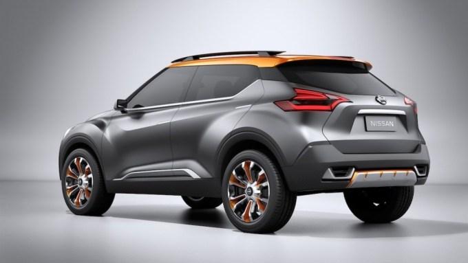 Nissan Kicks сделал конкурента своей же модели Nissan Juke!