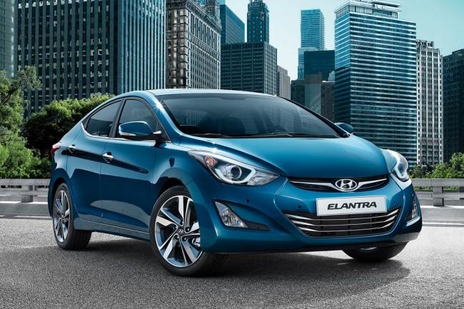 Популярность Hyundai Elantra на современном рынке