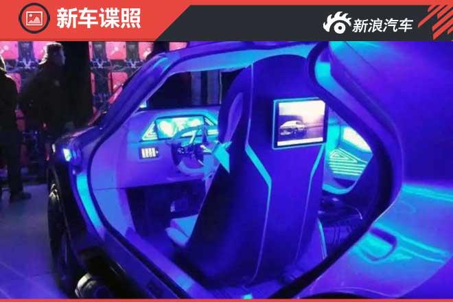 Китайцы сделали умный электрический кроссовер!